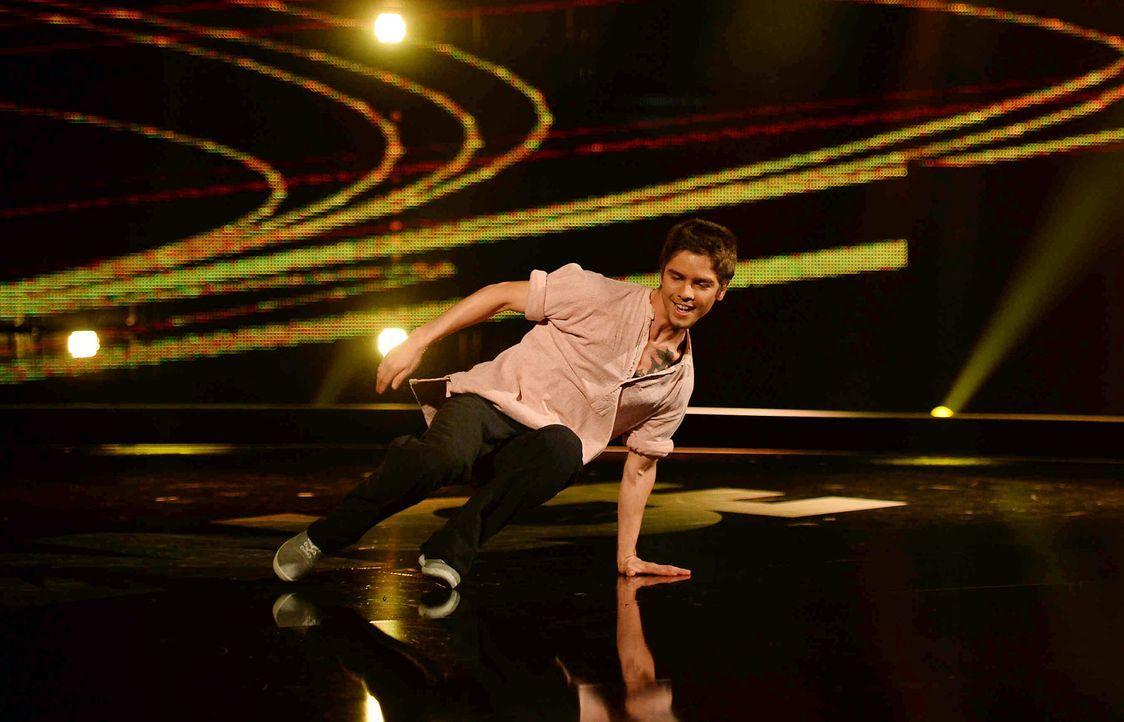 Got-To-Dance-Danilo-02-SAT1-ProSieben-Willi-Weber - Bildquelle: SAT.1/ProSieben/Willi Weber