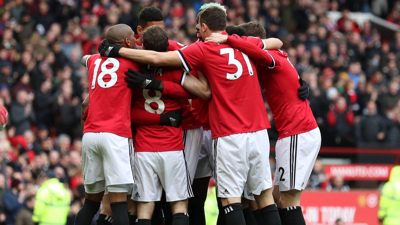 Jens Lehmann über United: Es reicht nicht für Platz 2 - Bildquelle: imago/Sportimage