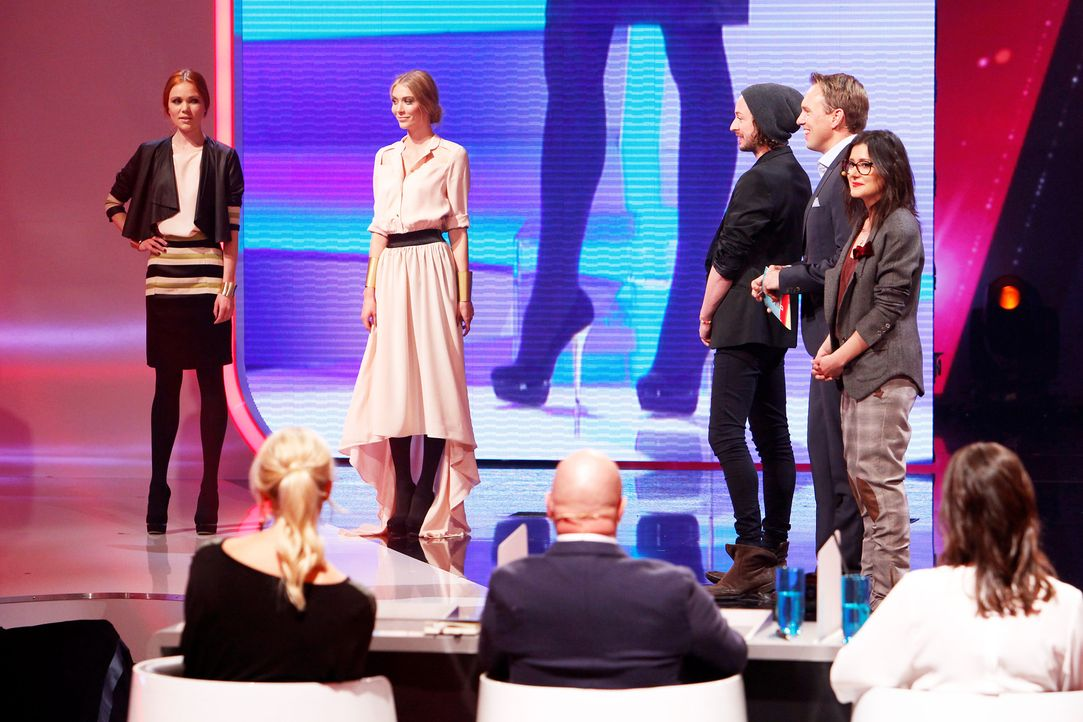 Fashion-Hero-Epi01-Show-26-ProSieben-Richard-Huebner - Bildquelle: ProSieben / Richard Huebner
