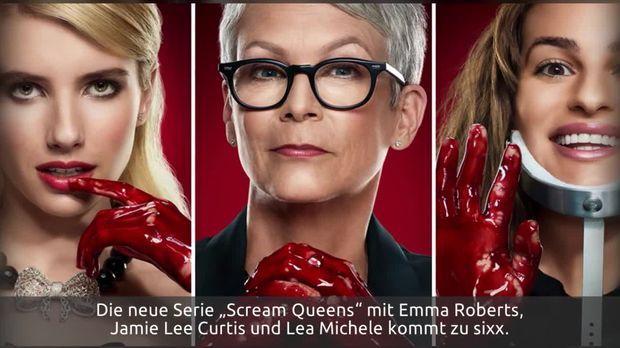 sixx scream queens