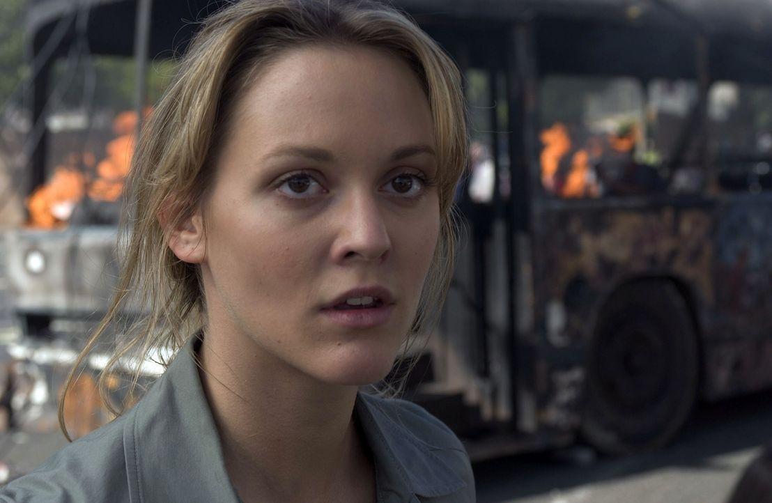 Ginny McKillop (Clemency Burton-Hill) ist die Assistentin von Dr. Austin Shepard. Eines Tages kommt ihr Chef zu der Erkenntnis, dass dramatische Kli... - Bildquelle: Hallmark Entertainment