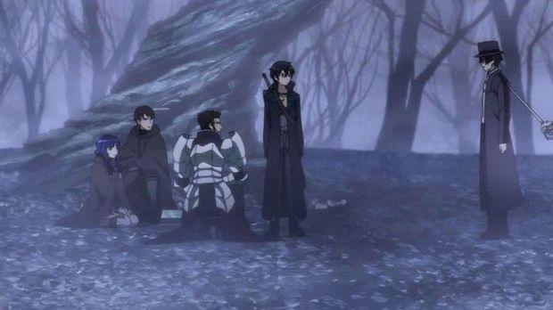 Sword Art Online - Sword Art Online - Staffel 1 Episode 6: Der Rächer Aus Den Schatten
