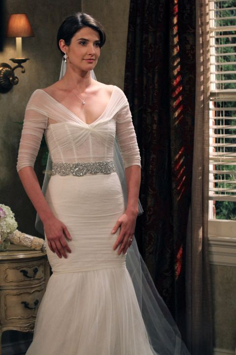 Wen wird Robin (Cobie Smulders) heiraten? - Bildquelle: 20th Century Fox International Television