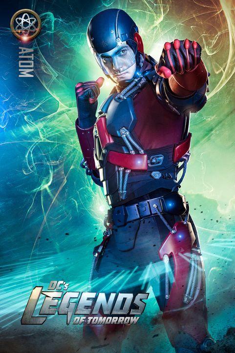 (1. Staffel) - Findet der Milliardär und Erfinder Ray Palmer alias Atom (Brandon Routh) seinen Platz im Team der außergewöhnlichen Helden? - Bildquelle: 2015 Warner Bros.