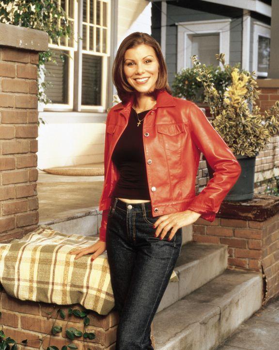 Nachdem Lydia De Lucca (Heather Paige Kent) ihren Verlobten in den Wind geschossen hat, geht sie wieder ans College. Dort beginnt ein neues Leben f - Bildquelle: CBS Television