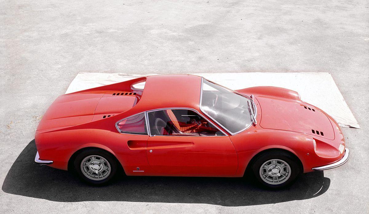 Ferrari Dino - Bildquelle: usage Germany only, Verwendung nur in Deutschland