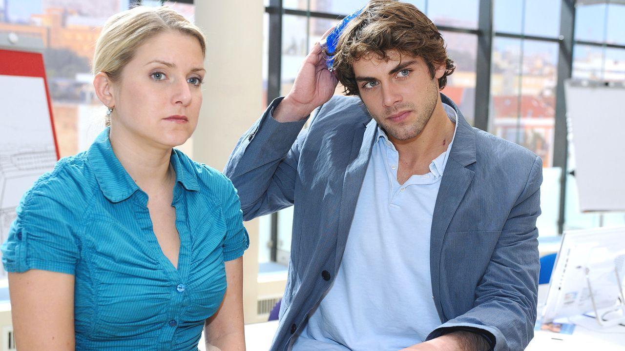 Anna-und-die-Liebe-Folge-346-05-Sat1-Oliver-Ziebe - Bildquelle: SAT.1/Oliver Ziebe