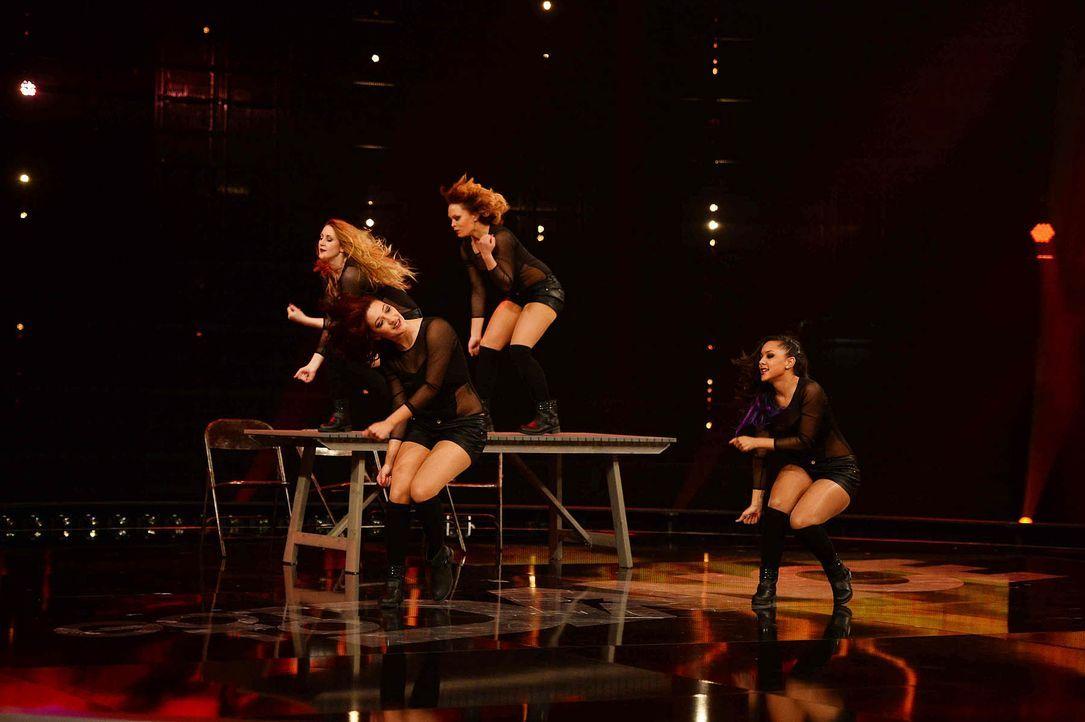 Got-To-Dance-Who-05-SAT1-ProSieben-Willi-Weber - Bildquelle: SAT.1/ProSieben/Willi Weber