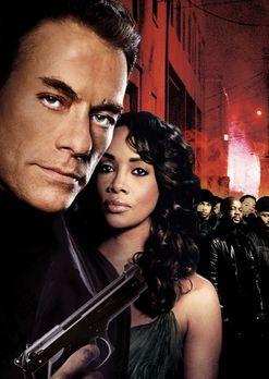 Hard Corps - Philip Sauvage (Jean-Claude Van Damme,l.), ehemaliges Mitglied e...
