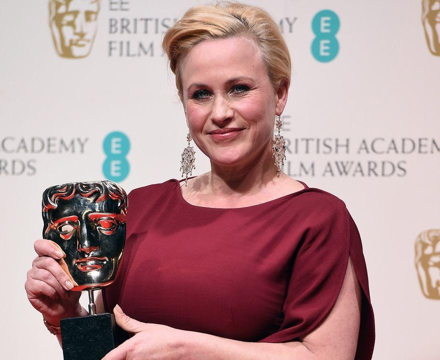 BAFTA-Patricia-Arquette-15-02-08-dpa - Bildquelle: dpa