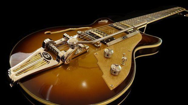 Im Alter von zehn Jahren bekam Johnny Cash seine erste Gitarre