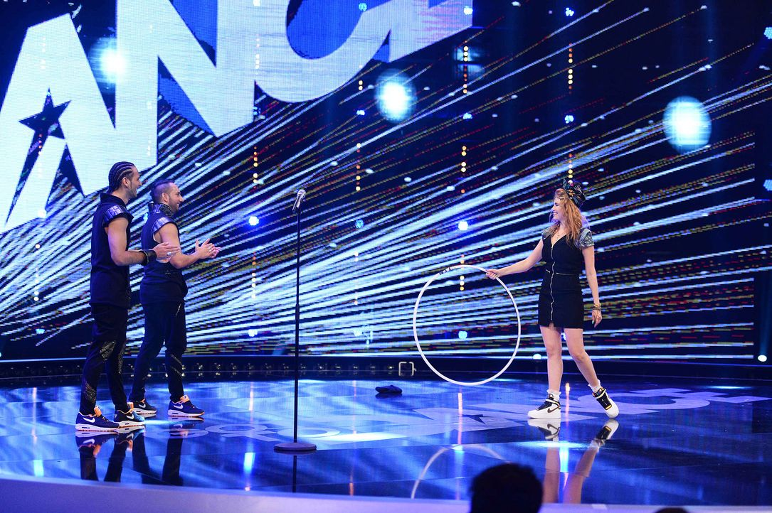 Got-To-Dance-Tom2Rock-07-SAT1-ProSieben-Willi-Weber - Bildquelle: SAT.1/ProSieben/Willi Weber