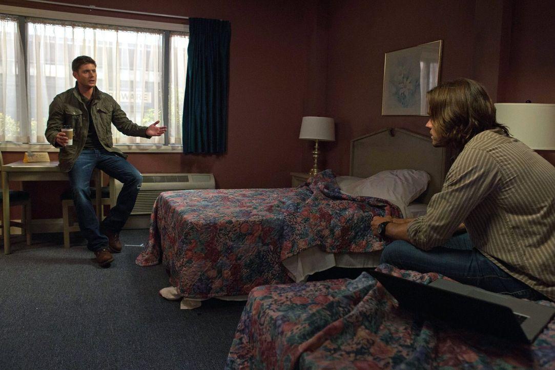 Ihr neuester Fall macht sowohl Sam (Jared Padalecki, r.) als auch Dean (Jensen Ackles, l.) klar bewusst, was sie wollen. Doch ist das noch das Gleic... - Bildquelle: Warner Bros. Television