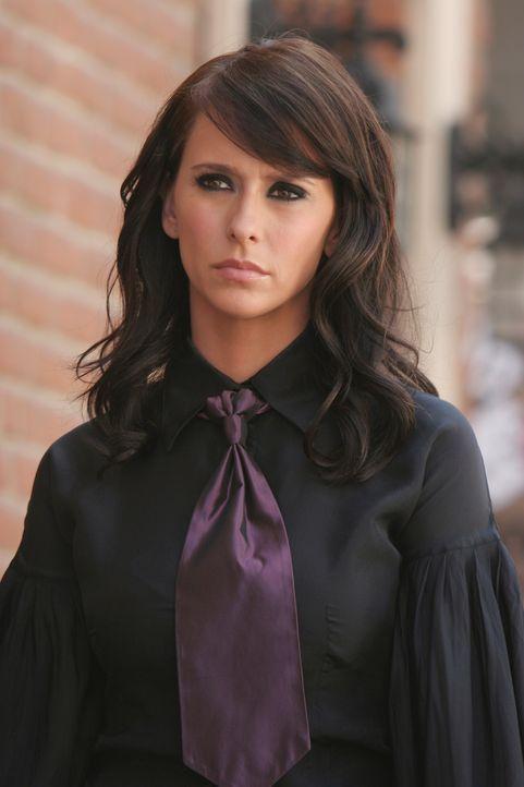 Melinda (Jennifer Love Hewitt) geht oft auf den Friedhof, um ihre verstorbene Freundin Andrea zu besuchen. Dabei wird sie eines Tages  von einem Gei... - Bildquelle: ABC Studios