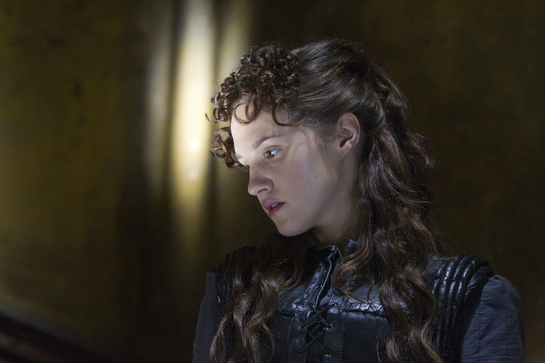 Trifft im Jahr 1868 erneut auf Matt: Emily (Ruth Bradley) ... - Bildquelle: ITV Plc