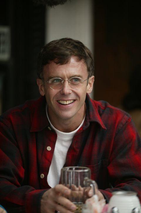 Überrascht aber glücklich nimmt Steve (David Eigenberg) den Heiratsantrag an ... - Bildquelle: Paramount Pictures