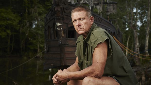 In den dampfigen Sümpfen Louisiannas gibt es einen ganz besonderen Mann: Shel...