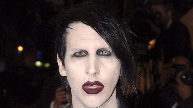 Marilyn Manson Bilder Infos Biografie
