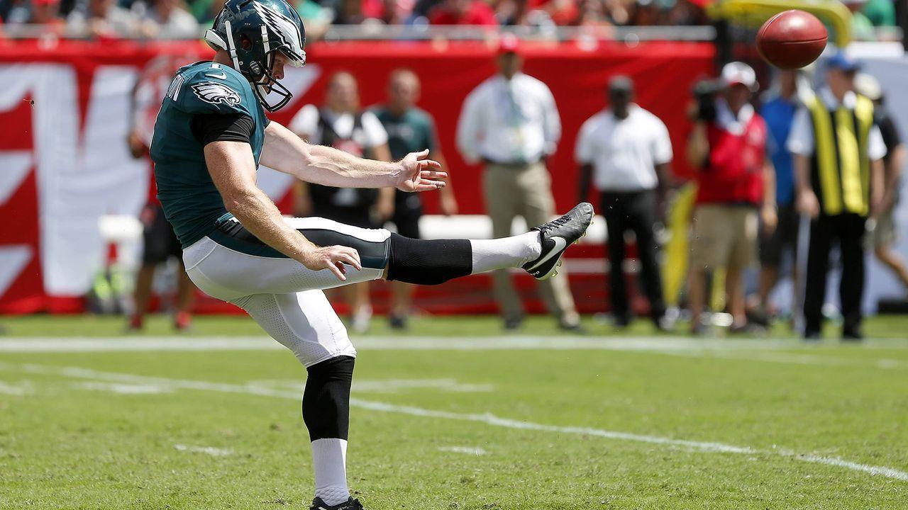 Cameron Johnston (Punter, Philadelphia Eagles) - Bildquelle: imago/Icon SMI