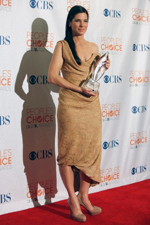 Sandra Bullock  - Bildquelle: +++(c) dpa - Bildfunk+++  Verwendung nur in Deutschland