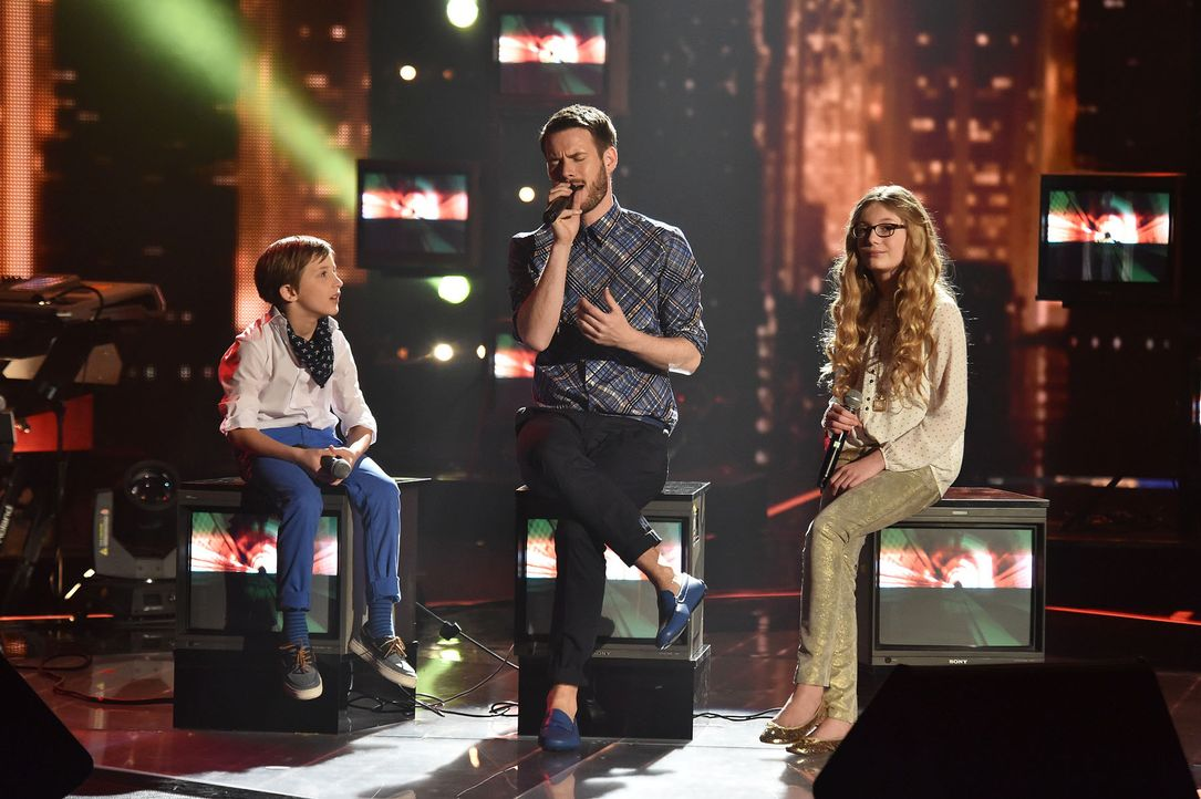 The-Voice-Kids-Stf03-Finale-Probe-32-Nestor-Cosma-SAT1-Andre-Kowalski - Bildquelle: SAT.1/ Andre Kowalski