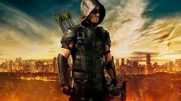 """Arrow"" Staffel 4: Superheld bekommt neuen Namen"