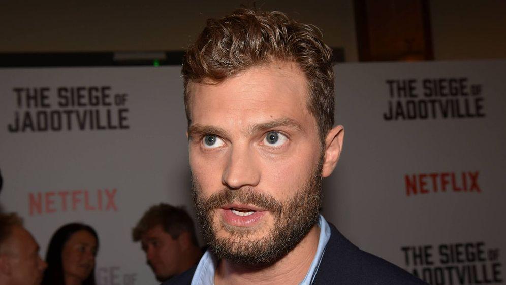 Fifty Shades Of Grey Star Jamie Dornan Bei Köchen Heiß Begehrt