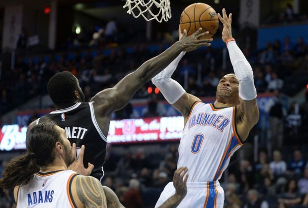 Hat die viertmeisten Triple-Doubles: Russell Westbrook