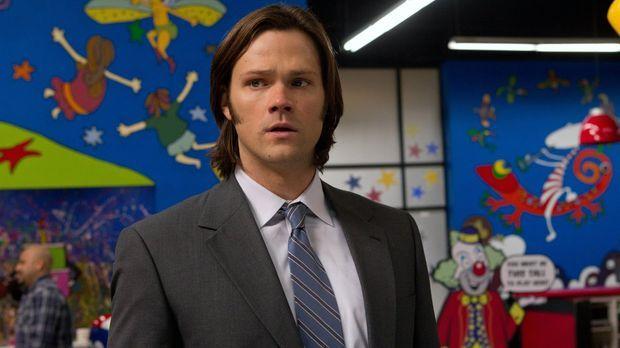 Ein neuer Fall führt die Brüder Sam (Jared Padalecki) und Dean nach Kansas, w...