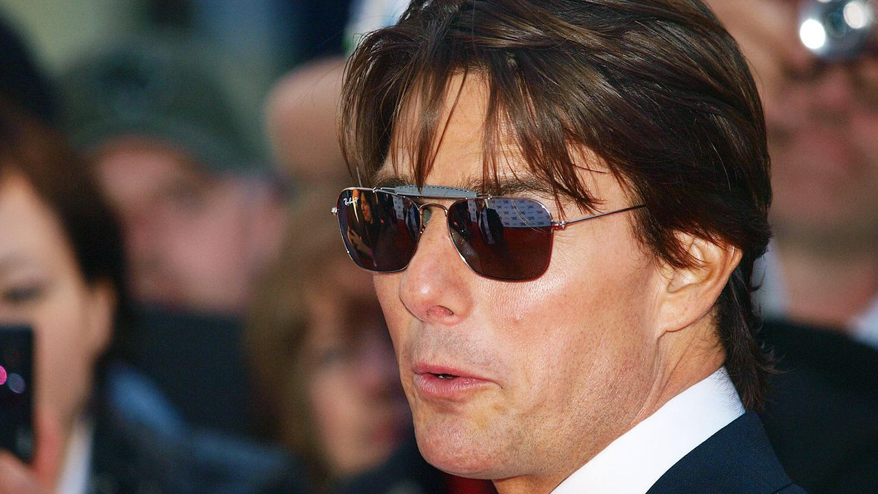 Tom Cruise - Bildquelle: AFP