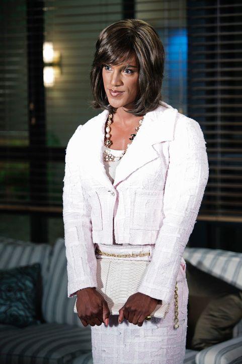 Da Sheldon Bedenken hat willigt er für die Geschlechtsumwandlung von Jane (Darryl Stephens) nicht ein. Daraufhin legt sie selbst Hand an. Mit fatal... - Bildquelle: ABC Studios