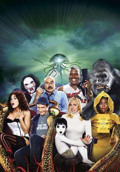 Scary Movie 4 - Scary Movie 4 - Artwork - Bildquelle: The Weinstein Company....