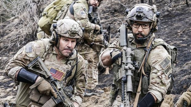Seal Team - Seal Team - Staffel 1 Episode 16: Alleingang