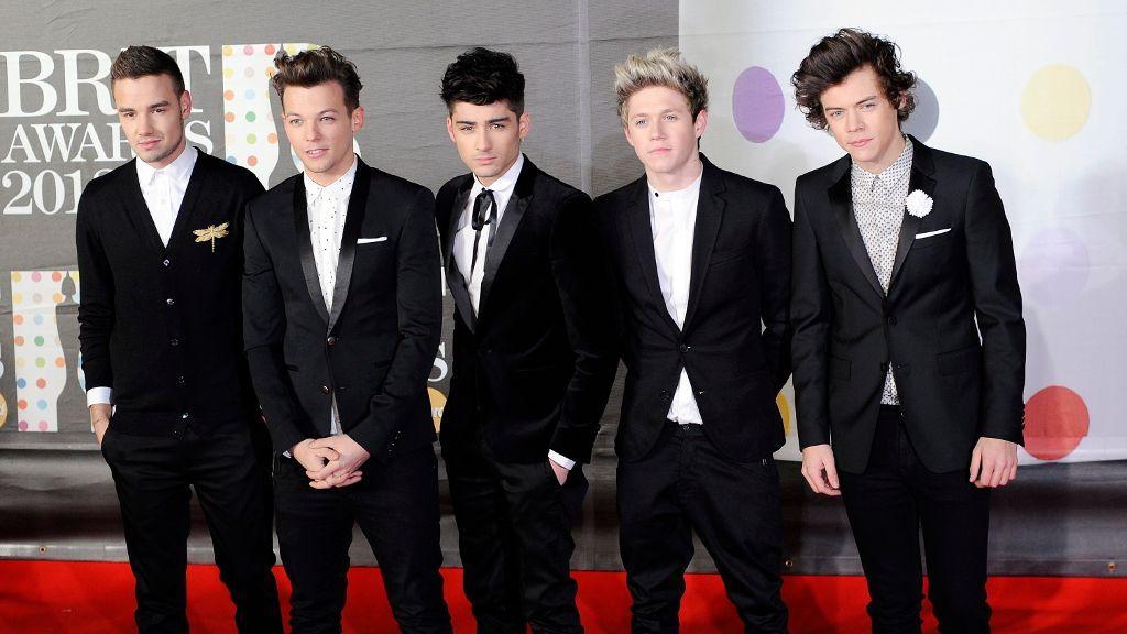 """""""One Direction"""" brechen Rekord - Bildquelle: dpa"""