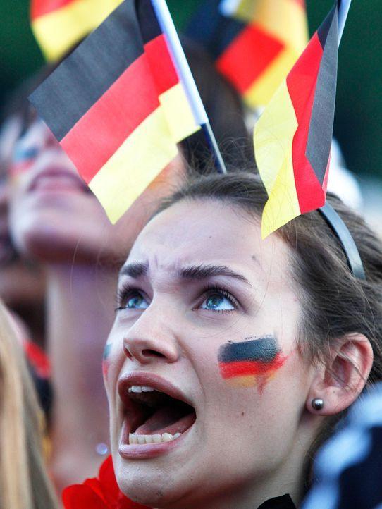deutschland-fan-12-06-09-02-AFP.jpg - Bildquelle: AFP