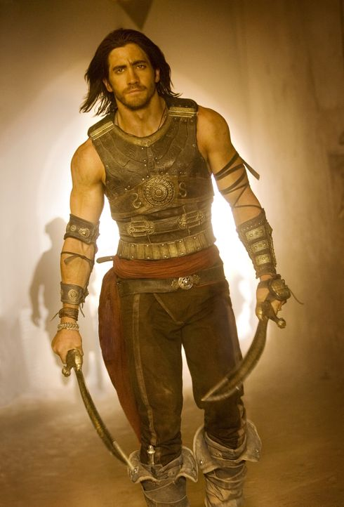 Dastan (Jake Gyllenhaal), Prinz von Persien, muss verhindern, dass eine mächtige und für die gesamte Menschheit gefährliche Waffe in die Hände eines... - Bildquelle: Andrew Cooper, Jonathan Prime Disney Enterprises, Inc. and Jerry Bruckheimer Inc.  All rights reserved