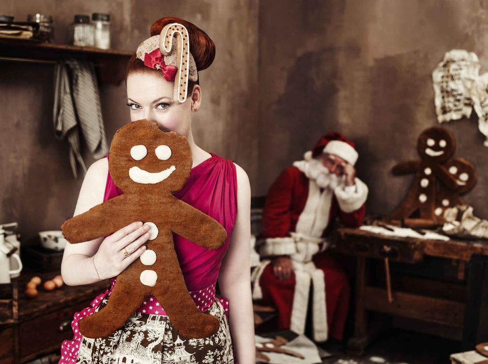 Advent, Advent, ein Lichtlein brennt: Enies beste Rezepte zu Nikolaus ... - Bildquelle: Marc Rehbeck sixx
