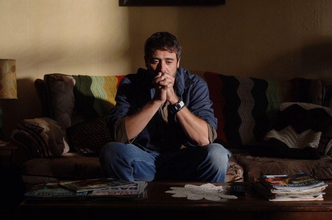 Wartet auf Missouri: John Winchester (Jeffrey Dean Morgan) ... - Bildquelle: Warner Bros. Television