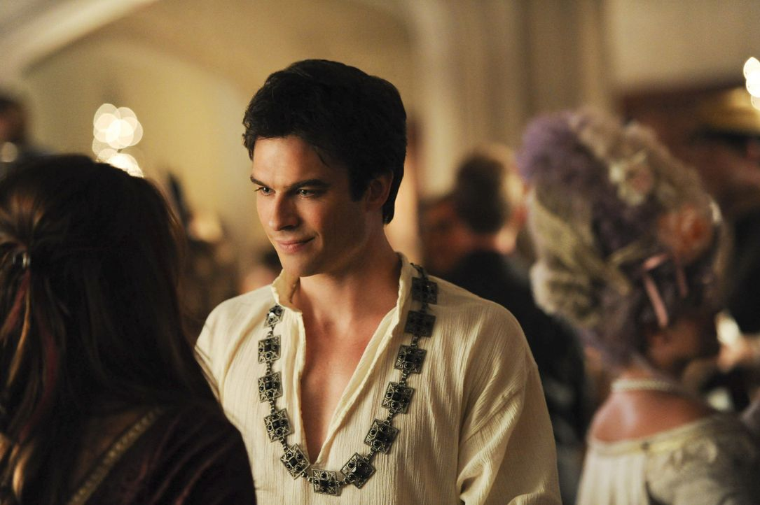 Damon als Henry VIII. - Bildquelle: Warner Bros. Entertainment Inc.
