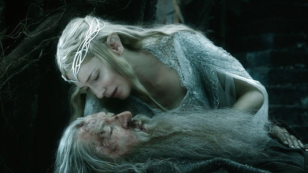 Hobbit Drei - Bildquelle: © 2014 Warner Bros. Entertainment Inc. and Metro-Goldwyn-Mayer Pictures Inc.