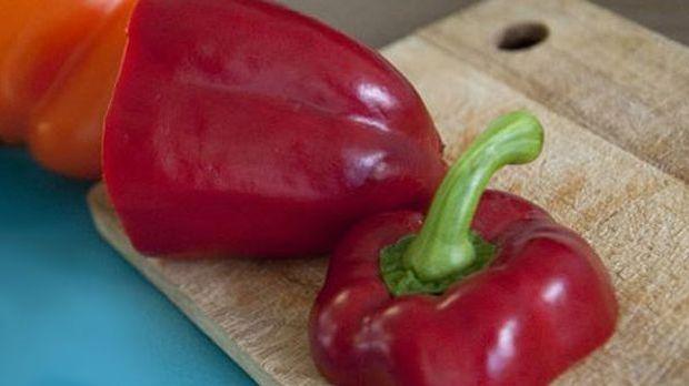Egal ob süß oder scharf - die Peperonata passt perfekt zu Fleischgerichten