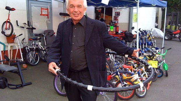 Horst Heinz (66) hat den Deutschen schon Dinge beschert, die kein Mensch brau...