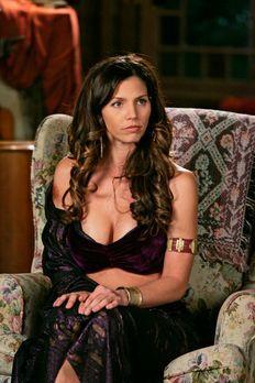 Charmed - Zauberhafte Hexen - Die Seherin (Charisma Carpenter) möchte ein Men...