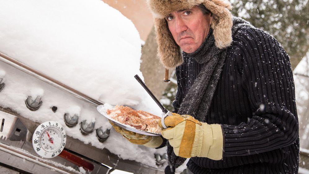 Wintergrillen: Die wichtigsten Regeln - Bildquelle: amyinlondon - Fotolia