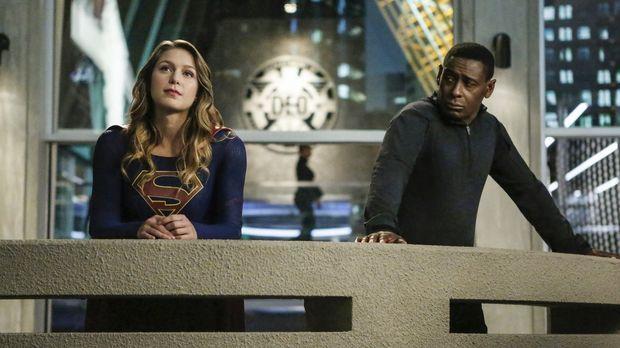 Supergirl - Supergirl - Staffel 2 Episode 8: Projekt Medusa