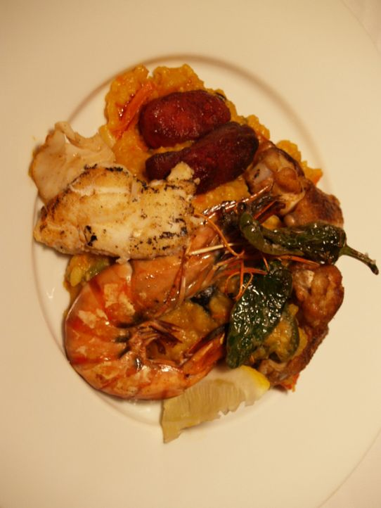 Neu auf der Speisekarte des Restaurantes Brisas auf Mallorca: Paella ... - Bildquelle: kabel eins