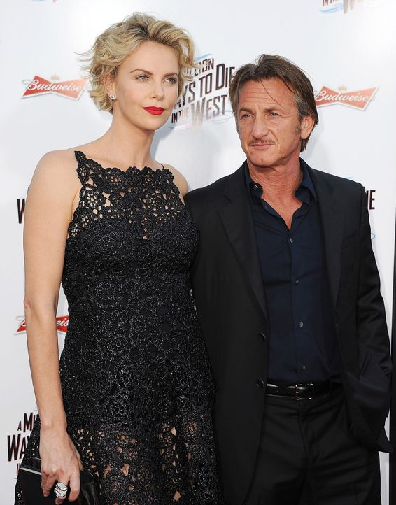 Charlize-Theron-Sean-Penn-140515-getty-AFP - Bildquelle: getty-AFP