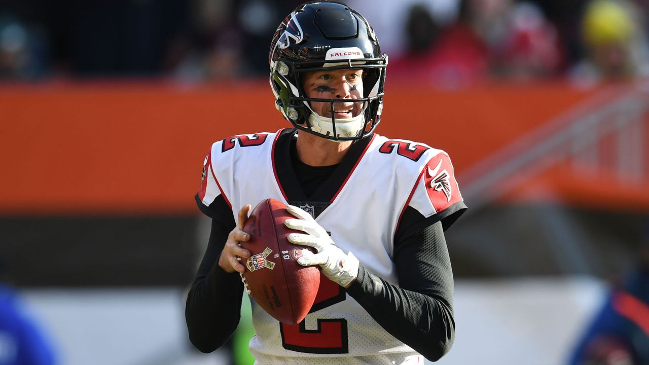 Platz 19: Atlanta Falcons - Bildquelle: 2018 Getty Images