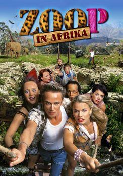 Zoorangers in Africa - Zoorangers in Afrika - Plakatmotiv