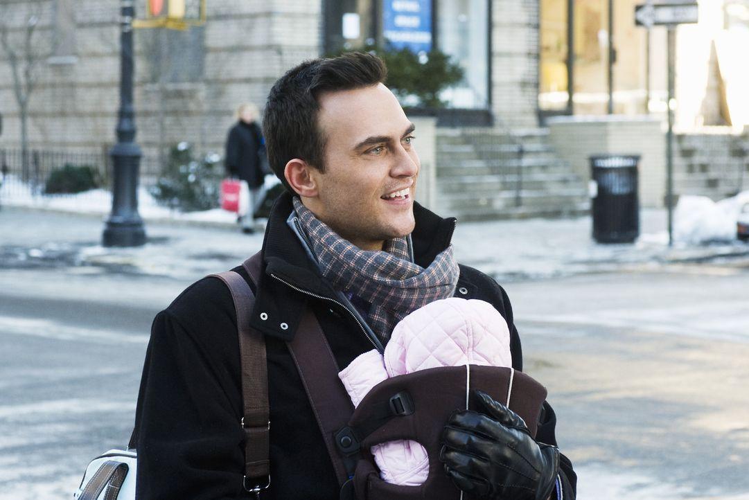 Einem homosexuellen und attraktiven Daddy (Cheyenne Jackson), der alleine in den Straßen Manhattans spazieren geht, kann Marc St. James sicherlich n... - Bildquelle: 2008   ABC Studios